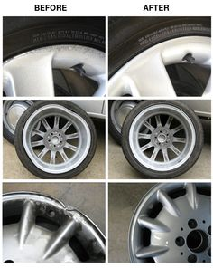 Should I Replace or Repair My Damaged Wheels?