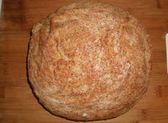 5 Minute Multi-grain Bread