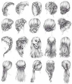 PEINADOS MEDIOEVO: Las mujeres casadas llevaban el pelo cubierto con una cofia. Las jóvenes llevaban el pelo suelto, también usaban el pelo amarrado con una trenza.