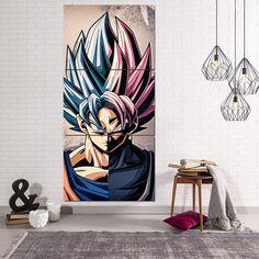 #Dragon #Ball #Goku #Super #Saiyan #Hero #Japan #Anime #3Pc #Canvas #Print – #Saiyan #Stuff