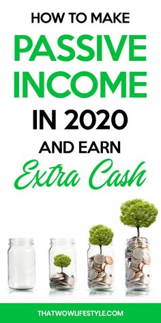 What Is Passive Income, Passive Income Streams, Creating Passive Income, Earn Extra Cash, Making Extra Cash, Extra Money, Earn More Money, Make Money Blogging, Make Money Online