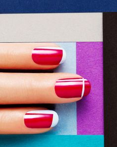 Update Your French Manicure