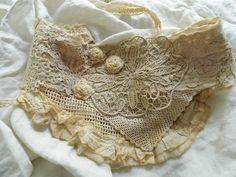 Belt sashvictoriansteampunkshabby chicflowers lace by radusport