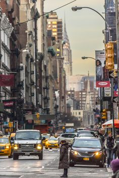 Canal Street, New York City