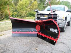 Hardworking Snow Plows from Truck Utilities. Our equipment works hard like you. Let us help you make the next Snow season easier. Upgrade your equipment, get new equipment with Truck Utilities.