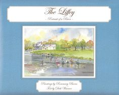 The Liffey: Portrait of a River - Irish Art & Artists - Art & Photography - Books River Painting, Photography Books, Irish Art, Artists, Portrait, Artist, Men Portrait, Paintings, Portraits