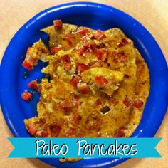Current Obsession: Paleo Pancakes [Recipe in the post!]
