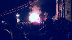 Serge Speer toma los fuegos artificiales en San Juan Totolac