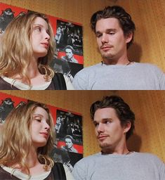 """I like to feel his eyes on me when I look away"" 