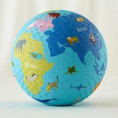 World Playground Ball  | The Land of Nod #FeatherYourNest