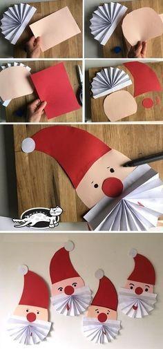Diy Christmas Arts And Crafts, Christmas Crafts For Adults, Christmas Activities, Christmas Projects, Diy Crafts For Kids, Holiday Crafts, Christmas Diy, Kids Diy, Christmas Decorations Diy For Kids