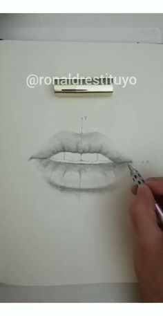 Art How to Draw a Mouth by Ronald Restituyo Art Sketches Art art sketches draw mouth Restituyo Ronald Pencil Art Drawings, Realistic Drawings, Art Drawings Sketches, Drawings Of Lips, Indie Drawings, Easy Drawings, Drawing Techniques, Drawing Tips, Painting & Drawing