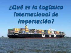 Te explicamos en términos generales que es la Logística de Internacional de importación, mas información en: http://ferias-internacionales.com/blog/que-es-la-logistica-internacional-de-importacion/