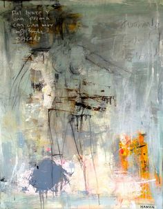 Lars Kristian Hansen Abstract Painters, Abstract Art, Art Abstrait, Contemporary Paintings, Figurative Art, Painting Inspiration, Collage Art, New Art, Landscape Paintings
