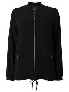 Rhonda Relaxed Lux Jacket