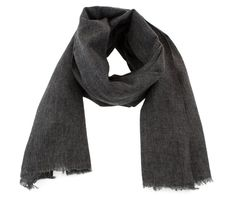 Dark Grey Cashmere Scarf. Pure pashmina scarf.   100% natural. November sale by MyKolachi on Etsy