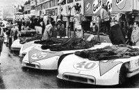 1970 Porsche- Targa Florio