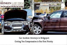 Car Accident Attorneys in Bridgeport Getting You Compensation is Our First Priority