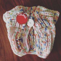 Dinge chalecos para bebes Para encargos: Facebook / dingelanas Instagram / dingelanas dingelanas@gmail.com