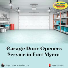 If you want to repair your garage door opener then you should come to professionals. Action door is known as the best and most trustworthy garage door opener service provider in the entire Fort Myers. You can contact us anytime. Our professional and expert team always offers high-quality services to our clients. Action Door, Life Cycle Costing, Commercial Garage Doors, Lehigh Acres, Residential Garage Doors, Fire Doors, Building Code, Door Gate, Garage Door Opener