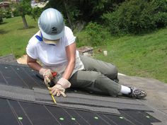 How to Measure for Roof Shingles -- #roofing #roofstyle #tinroof #roofshingles #curbappealcom