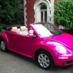 Beetle love...!!! This should totally be my next car!!!!