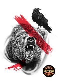 Trash polka, Bear, Nurullah Aydın