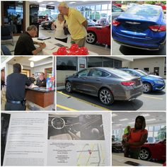 47th Anniversary Tent Sale and the 2015 Chrysler 200 invitation only event!