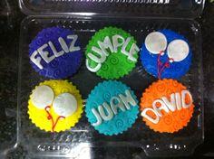 Feliz cumpleaños... Cupcakes