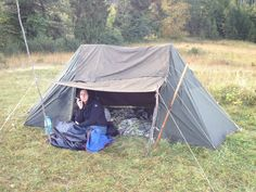 Bushcraft Girl's camp - made ready for winter - BackcountryForum.com