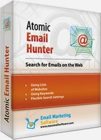 Atomic Email Hunter is a best power full Email Marketing software, It software helps you retrieve email addresses from various websites and export.