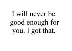 i'm not good enough - Google Search