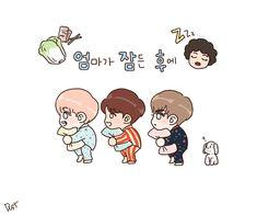 #Seventeen #세븐틴 #Art #Vernon #Jeonghan #DK