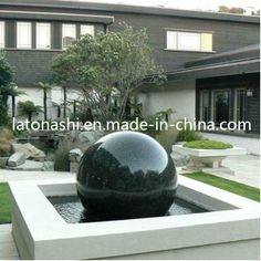Natural Granite Stone Water Fountain for Garden Ornament on Made-in-China.com