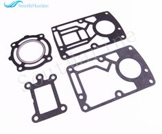 Outboard Engine Complete Power Head Seal Gasket Kit for Hidea 2.5F Boat Motor Free Shipping