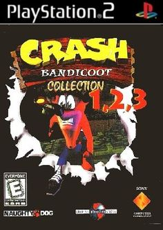 Crash Bandicoot Ps2, Crash Bandicoot Characters, Playstation 2, God Of War, Grand Theft Auto, Gta 5, Resident Evil, Guitar Hero, Ever After High Games