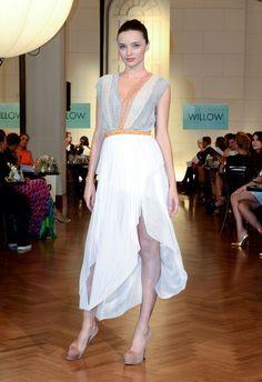 Miranda Kerr Pictures - Miranda Kerr Walks for David Jones Autumn/Winter 2012 - Zimbio