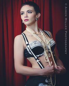 Modeling shoot on the studio. #Model Courtney #ctphotographer #airenmillerphotography #makeup #thatgirl @thatgirlstylist #skulls #pearls #pearlnecklace #suspenders #red #redlips #allredeverything #makeupjunkie #modelmayhem #f4f #followback #makeupartist #fashionista #fashionblogger #eyes #carnivale #redvelvet #velvet #velvetrope #stylist @officialstylechic @airenmiller #photographer