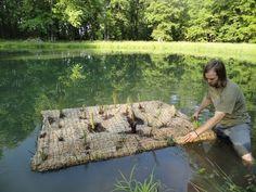 「floating plant garden」的圖片搜尋結果