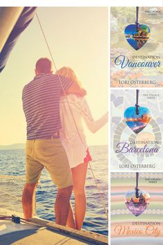 Get This Brand New Release Today By Author Lori Osterberg! You Will Love The Choice Series.  The Choice SeriesDestination Barcelona (B.1)Amazon: http://amzn.to/2ngzRg6 Destination Mexico City (B.2)Amazon: http://ift.tt/2oaNFxz Destination Vancouver (B.3) NEW RELEASEAmazon: http://ift.tt/2oG640M