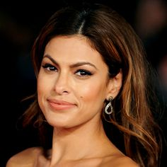 Eva Mendes's Taut Skin - The Secrets Behind Hollywood's Best Complexions - Spring Skincare - Makeup - InStyle  :EAT NATURAL OR ORGANIC SALMON