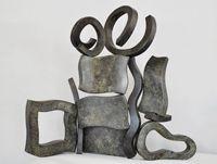HANS VAN DE BOVENKAMP Hans Van de Bovenkamp - Curly - Sculpturesite Gallery