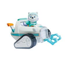 """Nickelodeon Paw Patrol - Snow Blower with Everest - Spin Master - Toys""""R""""Us"""
