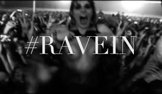 Music is the only thing that can really set you free...  #EDM #RAVEIN