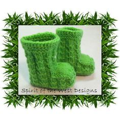 Bambooties Knitting Pattern baby booties knit bootees slippers shoes moccasin socks mukluk Newborn Clothes loafers PDF Instant Download DIY