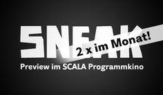 """Auch am Abend gibt es in Lüneburg viel zu unternehmen: Das Lüneburger Programmkino """"Scala"""" wurde bereits mehrfach ausgezeichnet."""