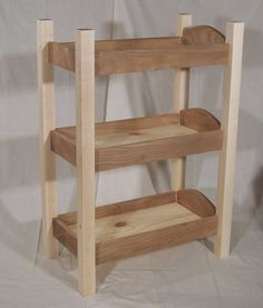"""Free 18"""" Doll Furniture Plans 