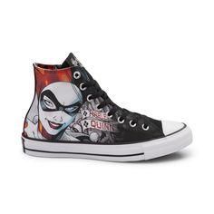 80ccbc43da15fb Converse Chuck Taylor All Star Hi Harley Quinn Sneaker