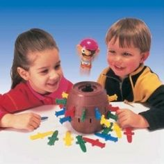 Very young children are often interested in playing board games, especially if they have older siblings to which they love to imitate. Board games are great for children's development, because they teach concepts such are sharing, analyzing and...