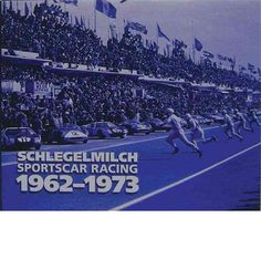 This spectacular book features Rainer  Schlegelmilch's photos of sports-car  racing's golden era, 1962-'73. The  580-page production reviews top tracks  – including the 'Ring, Targa Florio, Le  Mans, Monza, Spa, the Österreichring, Brands Hatch and Watkins  Glen – with spotlights on star drivers  The text by David Tremayne. A superb book and  amazing value – no wonder the first print run is already sold out.  €29.99 Rainer Schlegelmilch with David Tremayne, Könemann.  ISBN 978 3 86407 057 0